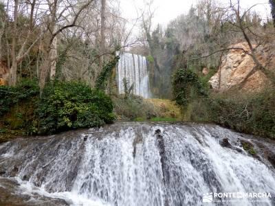Parque Natural Monasterio de Piedra; senderismo principiantes madrid; viaje marzo;puente del 12 de o